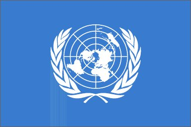 [United Nations Flag]
